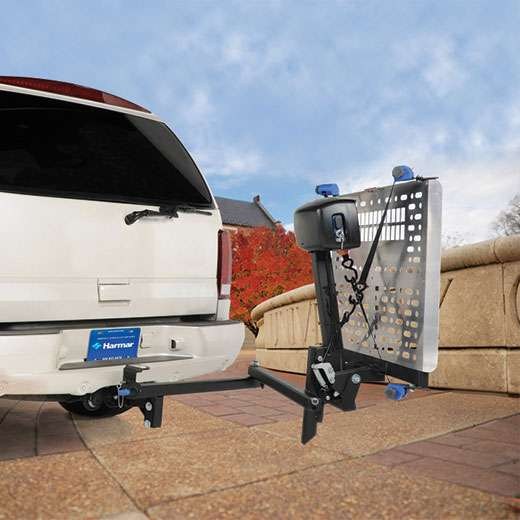 AL500 Platform Power Wheelchair Lift