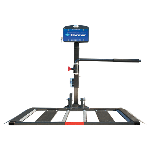 Outside Vehicle Lifts - Harmar on
