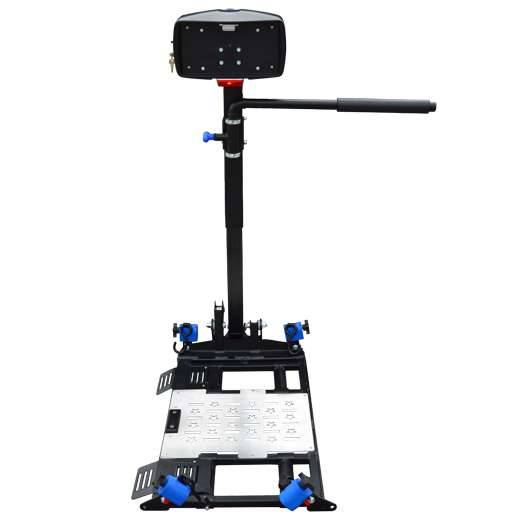 High Capacity Lift for Large Mid-Wheel Power Chairs
