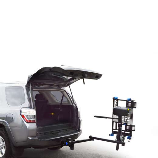 AL580-HDX - High Capacity Lift for Large Mid-Wheel Power Chairs